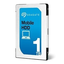 "DISQUE DUR INTERNE 2.5"" SEAGATE 1TO 5400TR SATAIII 128MO 7MM - ST1000LM035"