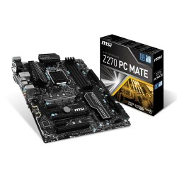 Carte Mère MSI Z270 PC MATE