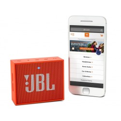 Enceinte PC JBL Go Orange