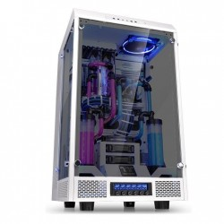 The Tower 900 Blanc - GT/Ss Alim/E-ATX