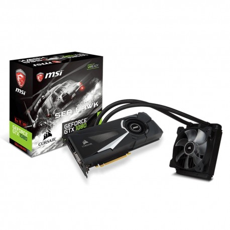 GTX 1080 Ti SEA HAWK X - 1080Ti/11G/DP/HDMI