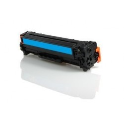ALTERNATIF HP CC531A / 304A - Toner cyan