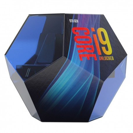 PROCESSEUR INTEL CORE I9-9900K BOX