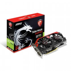Carte Graphique MSI N750Ti TF 2GD5/OC