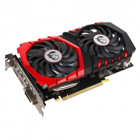 Carte Graphique MSI GTX1050Ti Gaming 4G
