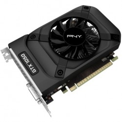Carte Graphique PNY GeForce GTX 1050 2GB DDR5