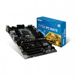 Carte Mère MSI Z170A PC MATE
