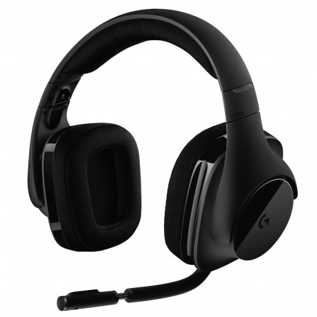 Micro-casque Logitech G533 Prodigy Wireless Gaming Headset