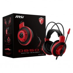 Micro-casque MSI DS501 GAMING Headset