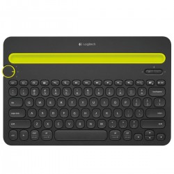 Clavier PC Logitech K480 Black (Bluetooth)