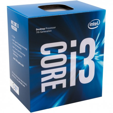 Core i3 7350K - 4.2GHz/4Mo/LGA1151/BOX