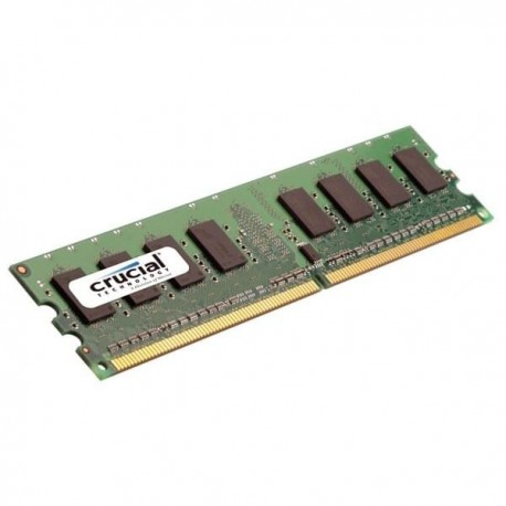 CT25664AA800 (2Go DDR2 800 PC6400)