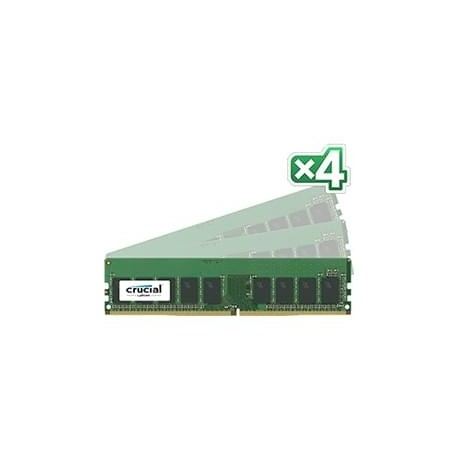 CT4K8G4WFS824A (4x8Go DDR4 2400 PC19200 ECC)