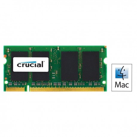 SO-DIMM 2Go DDR2 667 for MAC CT2G2S667MCEU