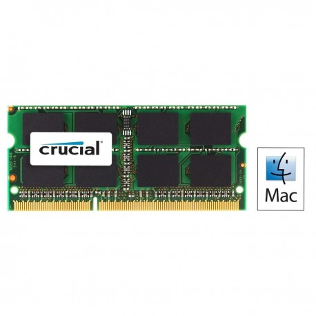 SO-DIMM 8Go DDR3 1600 for MAC CT8G3S160BMCEU